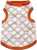 UYICTT Ropa for Mascotas, Ropa de algodón Jersey Chaleco Mascota Pequeña y Mediana Perros Camiseta Refrescante Inicio de Primavera y Verano Respirable cómodo del Chaleco del Perro GAGGE (Color : 1)
