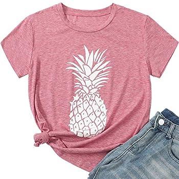 pineapple shirt for women