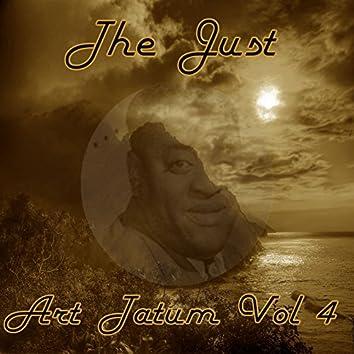 The Just Art Tatum, Vol. 4