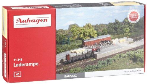 Auhagen - 11348 - Modélisme Ferroviaire - Bâtiment - Rampes De Chargement