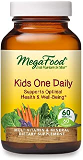 Megafood, Kids One Daily, 60 Count