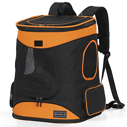 2. Petsfit Comfort Dogs Carrier Backpack