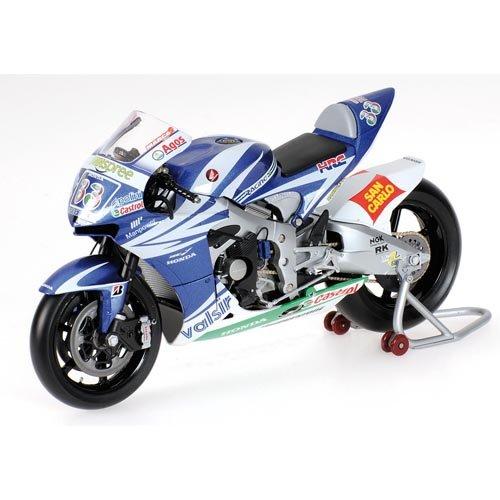 Minichamps Pauls Model Art 1/12 Marco Melandri Honda Gresini Racing MotoGP 2007
