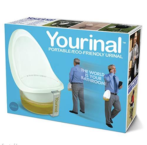 Prank Portable Urinal Gift