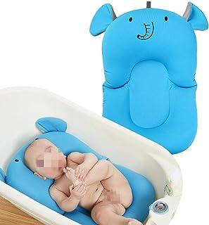 si/ège de baignoire Baignoire b/éb/é pour b/éb/é Cadeau au nouveau-n/é et pour le shower de b/éb/é. OAUSTAR Blooming Bath Lotus