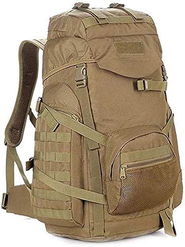 L-MEIQUN,Grand sac à dos de rangement pour l'alpinisme