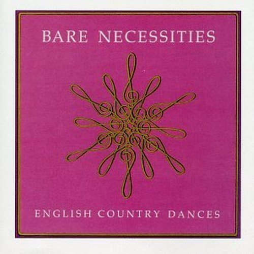 English Country Dances by Bare Necessities (1992) Audio CD