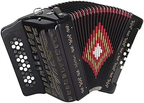 Tulsa Mall SofiaMari NSM3412 Accordion Ranking TOP18 Package: 34 Button Switc 12 Bass 3