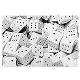Würfel-Puzzles für Erwachsene, 1000 Teile, Premium-Karton, präzise ineinandergreifend