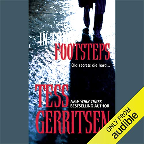 In Their Footsteps audiobook cover art