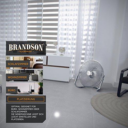 Retro Ventilator Brandson – Windmaschine Bild 5*