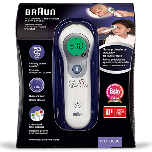 Braun - No-Touch Stirnthermometer