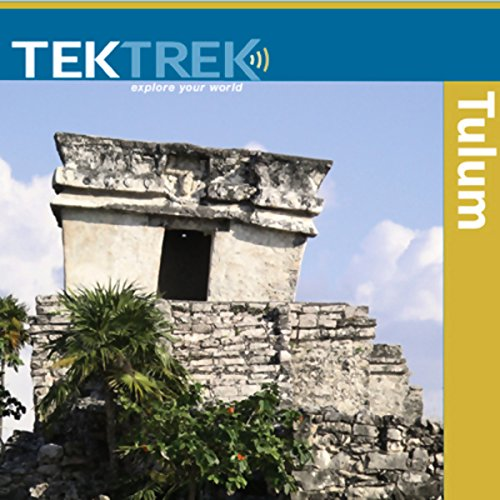 Tulum audiobook cover art