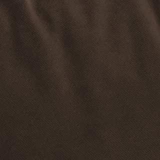 Passion Suede - Microsuede Upholstery Fabric Sold by the Yard or Roll - 1 Yard, Chocolate Brown