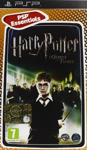Harry Potter e l'Ordine della Fenice Essentials [Importación italiana]