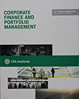 CFA Corporate Finance and Portfolio Managment CFA Prorgram Cirriculum 2014 level 1 vol 4 [並行輸入品]