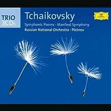 Tchaikovsky: Symphonic Poems; Manfred Symphony