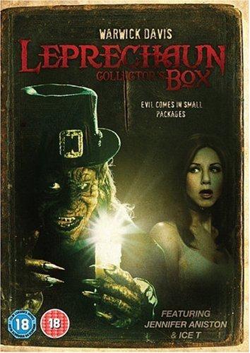 Leprechaun Collector's Box [DVD] by Jennifer Aniston