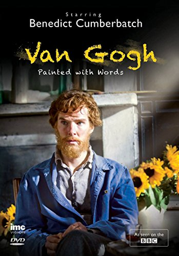 Van Gogh Painted with Words - Benedict Cumberbatch [DVD] [Reino Unido]