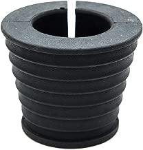 Abba Patio Cone Wedge fits Patio Table Hole or Umbrella Base, Black