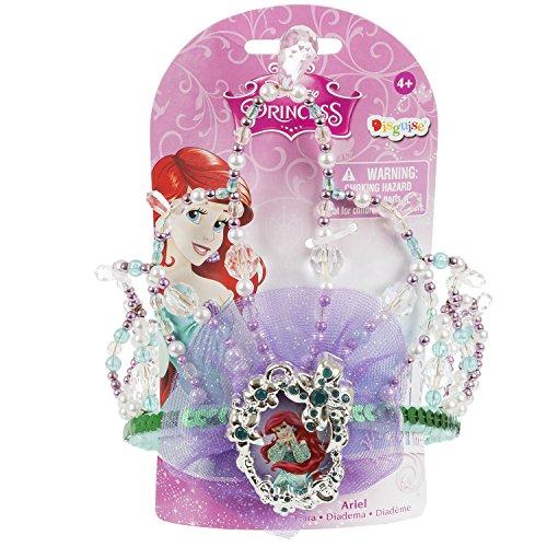Disguise Tiara de Ariel de la Sirenita de Disney