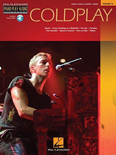 Coldplay: Piano Play-Along Volume 16 (English Edition)