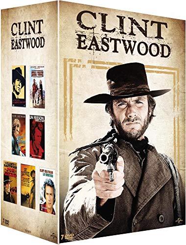 Coffret clint eastwood 7 films