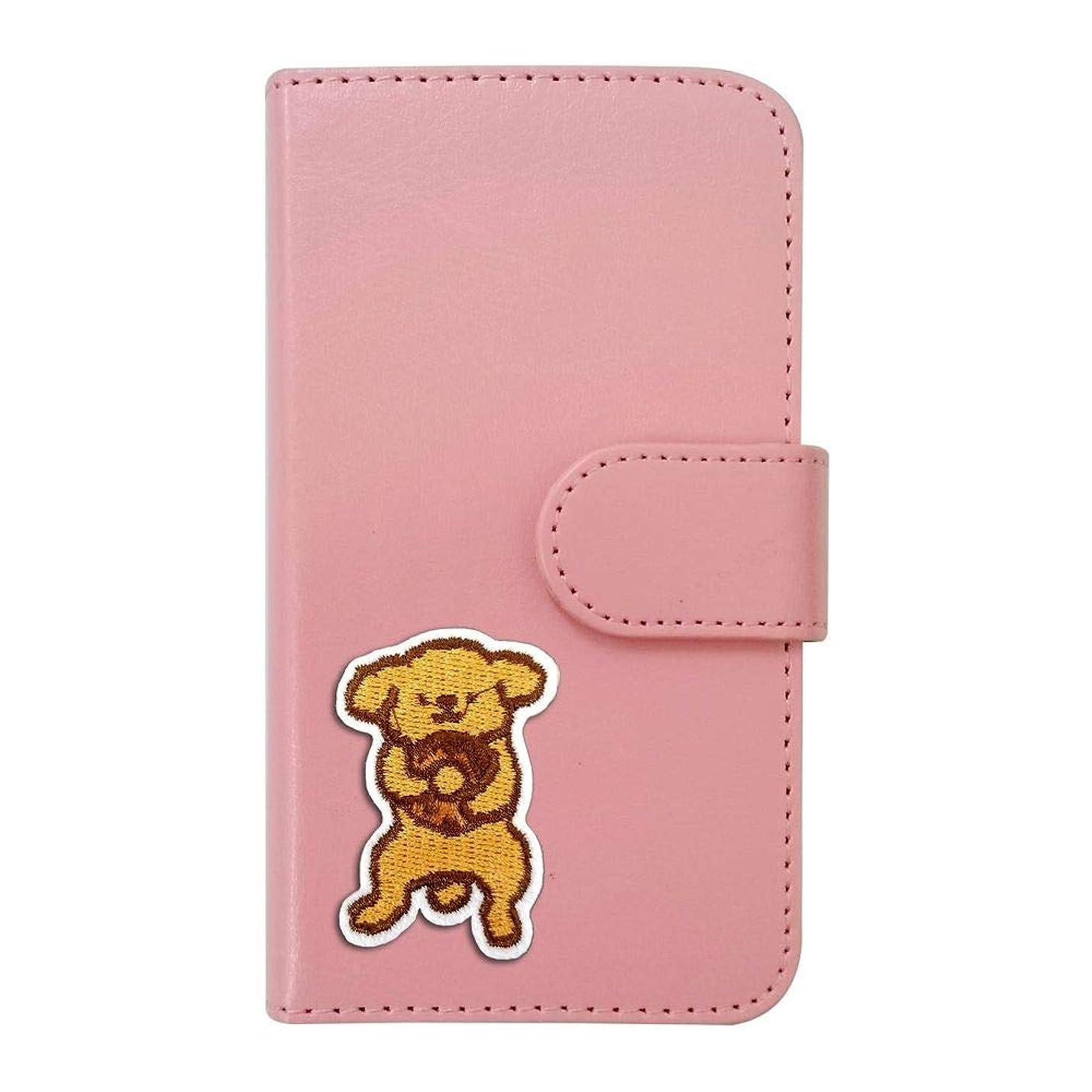 内訳引き付けるトチの実の木【moimoikka】 iPod touch6 アイポッドタッチ6 ケース 手帳型 トイプードル 動物 キャラクター かわいい といぷーどる 子犬 アニマル (ピンク) ダイアリータイプ 横開き カード収納 フリップ カバー スマートフォン もいもいっか sslink