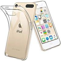 TopACE® Ultra Slim Transparente TPU Silicona Funda Protective Case Funda Cover para Apple iPod touch 6/ 7 2019 (6 Generation & 7 Generation)