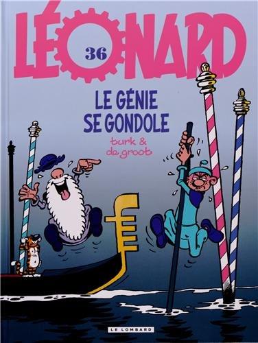 Léonard - tome 36 - Génie se gondole (INDISP 2013)