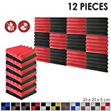 Aislamiento de Sonido Impermeable Noico Rojo 4 mm 1.7 qm