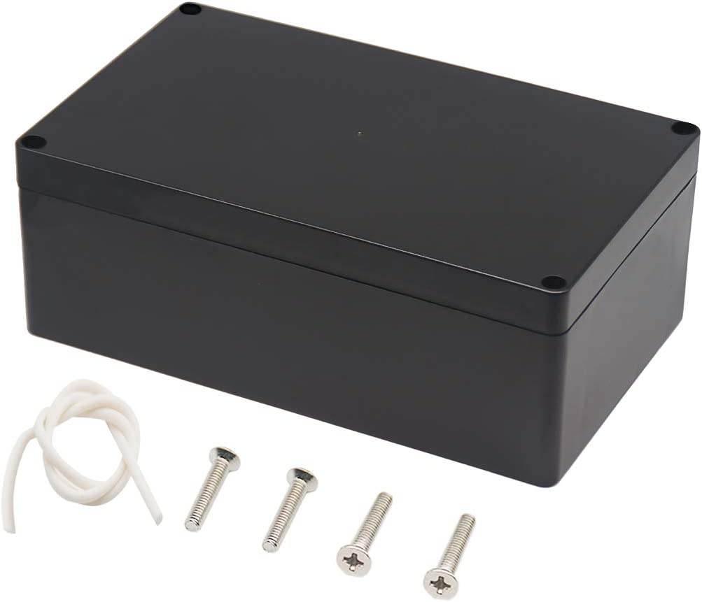 Albuquerque Mall Zulkit Waterproof Plastic Project Box Electrical IP65 Ranking TOP19 ABS Juncti