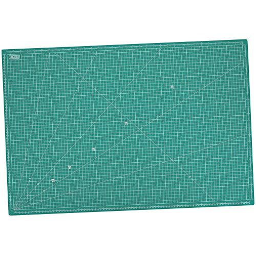MAXKO Tappetino da taglio A1 (90x60 cm) autorigenerante | Cutting mat, sottomano per scrivania, base per tavolo da lavoro