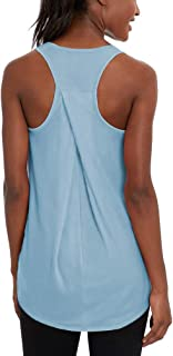 Workout Tank Tops for Women Yoga Tops Athletic Racerback Tank Gym Sports Shirts