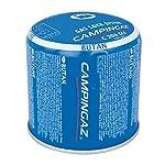 Campingaz C206 GLS Gas Cartridge - Blue, 190 g