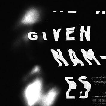 Given Names