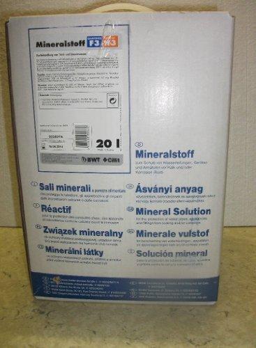 BWT Dosiermittel Quantophos 20 Liter Behälter (versch. Härtegrade) Härtegrad F2/H2