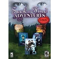 Seek and Find Adventures (輸入版)