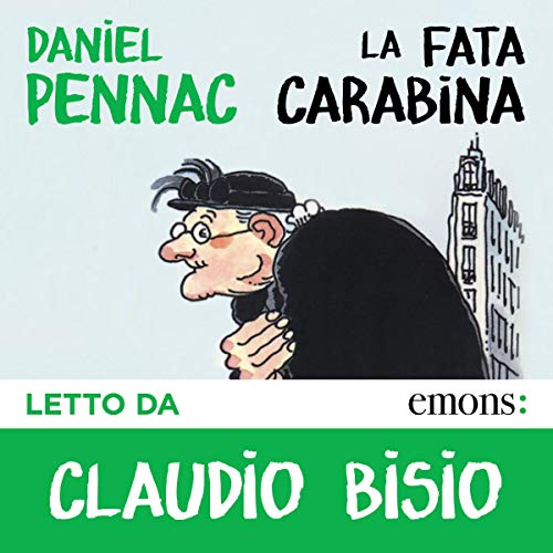 La fata carabina audiobook cover art