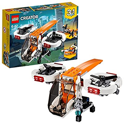 LEGO UK 31071 Creator Drone Explorer Building Toy by LEGO UK Limited