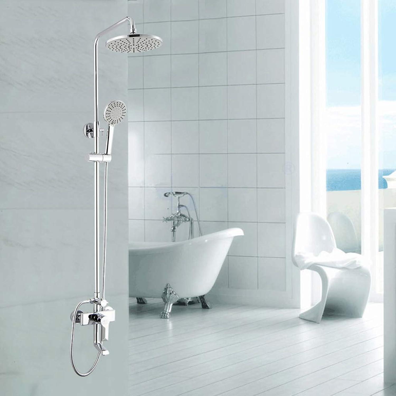 LHW Shower Set chset, Dritter Gang, Dusche, Bad, Sanitr, Sanitrkeramik, Starkregen, Bad, Dusche, Wasserhahn, Multifunktions, Sprinkler, Dusche