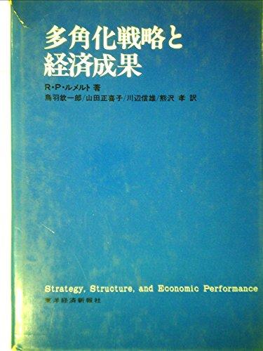 多角化戦略と経済成果 (1977年)