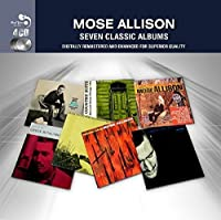 Allison, Mose - 7 Classic Albums by Mose Allison