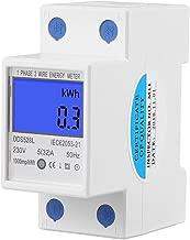 Contatore di energia monofase con retroilluminazione a 230V 50Hz 230V 50Hz LCD digitale
