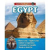 Egypt (Let's Go Explore)【洋書】 [並行輸入品]