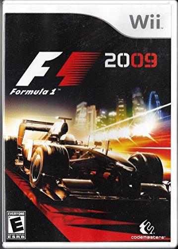 Formula 1 F1 2009 for Wii