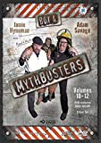 MythBusters Volumes 10-12 4-DVD Set ( MythBusters - Los cazadores de mitos (World-wide ) [ NON-USA FORMAT, PAL, Reg.4 Import - Australia ]