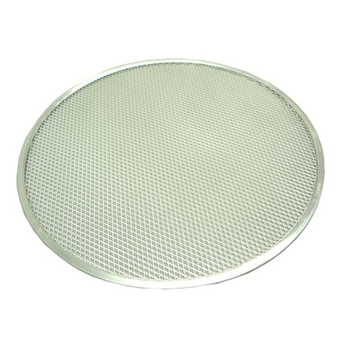 Winco Winware 16Inch Seamless Aluminum Pizza Screen 16 Inch