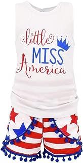little miss america shirt