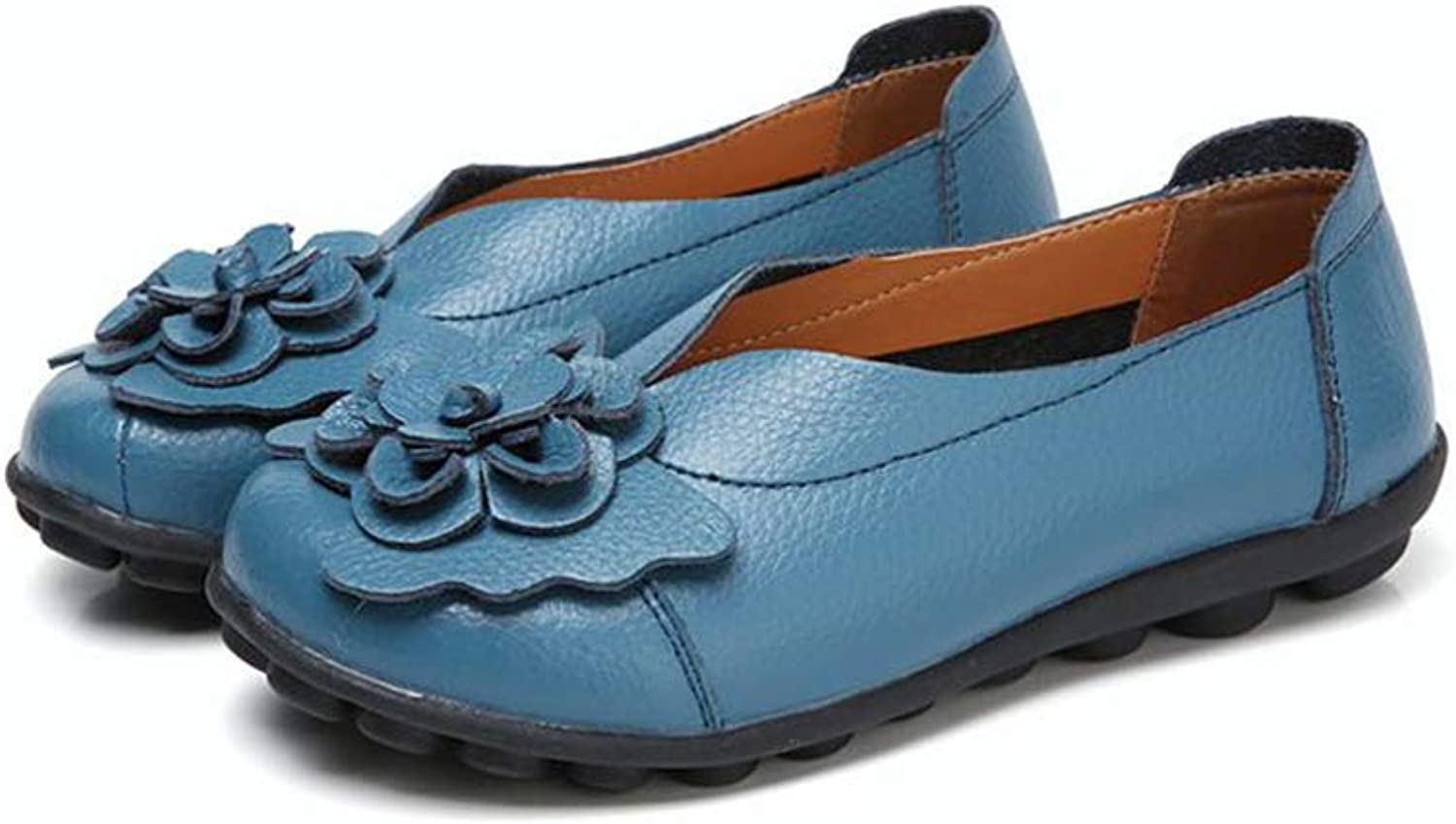 Casual Moccasin shoes Women Flat Loafer Girls Slippers Slip-on Driving